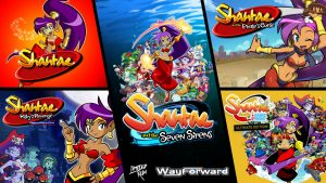 Shantae 1-5 Games are Coming to PS5, Shantae 1 is Coming to PS4
