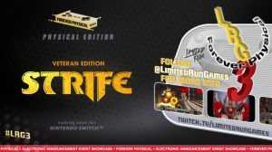 Limited Run Games Announce Strife: Veteran Edition Physical Version
