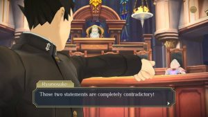 The Great Ace Attorney Chronicles E3 and New Features Gameplay Trailers