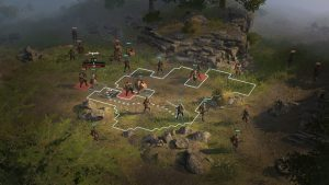 Open World Tactical RPG Wartales Announced