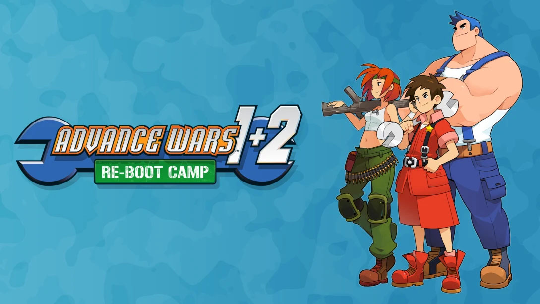Advance Wars 1+2 Re-Boot Camp