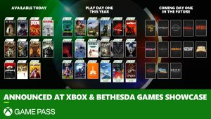 More Bethesda Games Coming to Xbox Game Pass