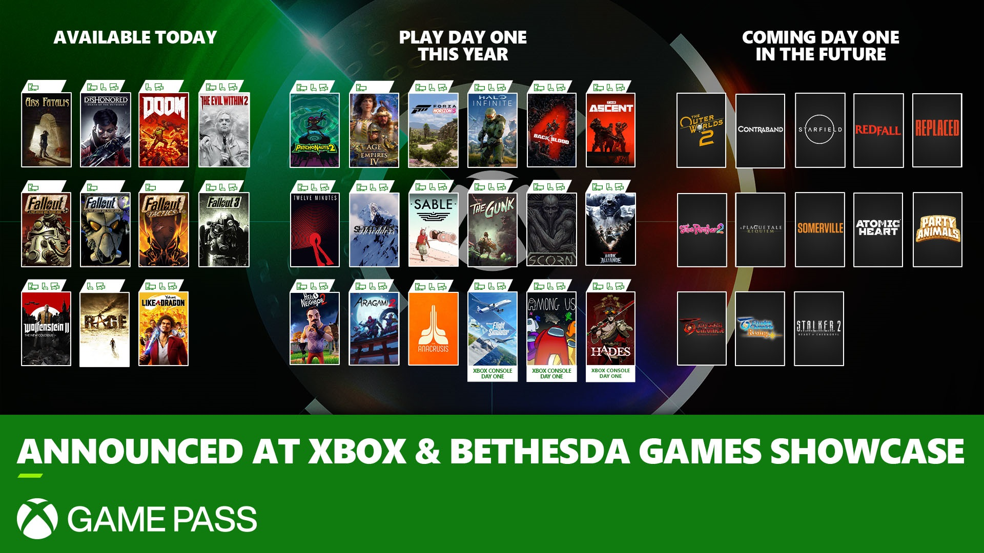 More Bethesda games are coming to Xbox Game Pass