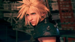 Final Fantasy VII Remake Cloud Save Data Discovered on Epic Games Store