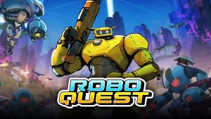 Fast-Paced Mecha FPS Roboquest Announced for PC, Xbox One, and Xbox Series X|S