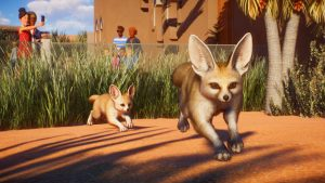 Planet Zoo: Africa Pack DLC, Update 1.6 Now Available