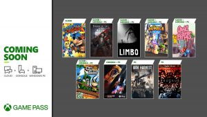 Xbox Game Pass Adds Gang Beasts, Iron Harvest, Limbo, and More