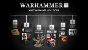 Games Workshop Details Warhammer+ Subscription Service, Launches August 25