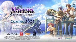 The Legend of Nayuta: Boundless Trails Heads West in 2023 for PC, Switch, and PS4