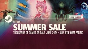 Steam Summer Sale 2021 Available Now, Game Profiles Introduced
