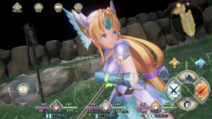 Trials of Mana Heads to Smartphones on July 15