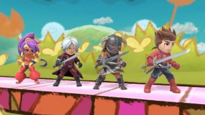 Mii Fighter Costumes Round 10 Launch June 29; Features Shantae, Dante, Dragonborn from Skyrim, and Lloyd