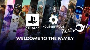 PlayStation Acquire Housemarque; PlayStation Japan Leak Bluepoint Games Acquisition