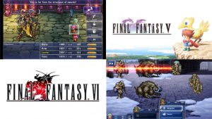 Final Fantasy VandVI to be Delisted on Steam July 27 for Pixel Remasters