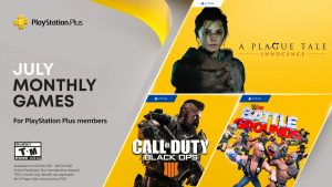 PlayStation Plus for July 2021 Lineup Announced