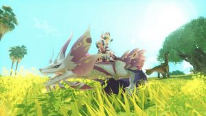 Monster Hunter Stories 2: Wings of Ruin Special Pre-Launch Program Reveals Co-Op Gameplay and More