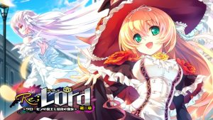 """""""Fantasy Strip RPG"""" Re;Lord 3 ~The demon lord of Groessen and the final witch~Heads West"""