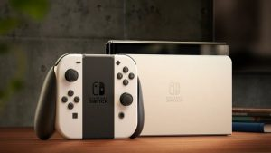 Nintendo Switch OLED Model Announced, Launches October 8