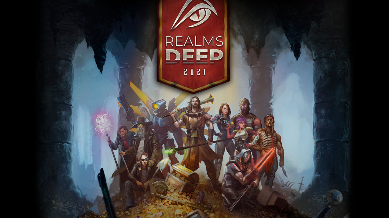 3D Realms has announced Realms Deep 2021 is set for August 13 to 15