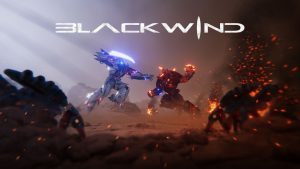 Sci-fi Mecha Action Platformer Blackwind Announced for PC and Consoles