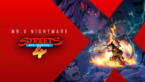 Streets of Rage 4 – Mr. X Nightmare DLC Review