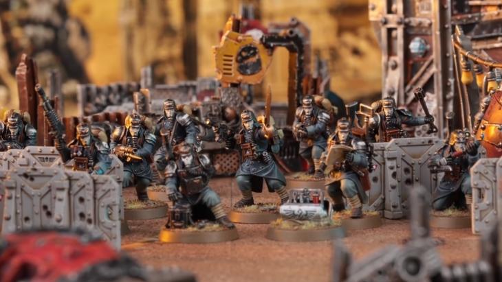 Warhammer Preview Online – Octarius Mission Briefing