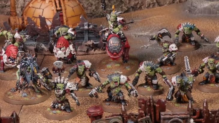 This Week in Warhammer – Ork Beast Snaggas Box Set Coming Soon