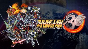 Super Robot Wars 30 launches October 28 in Japan and Asia