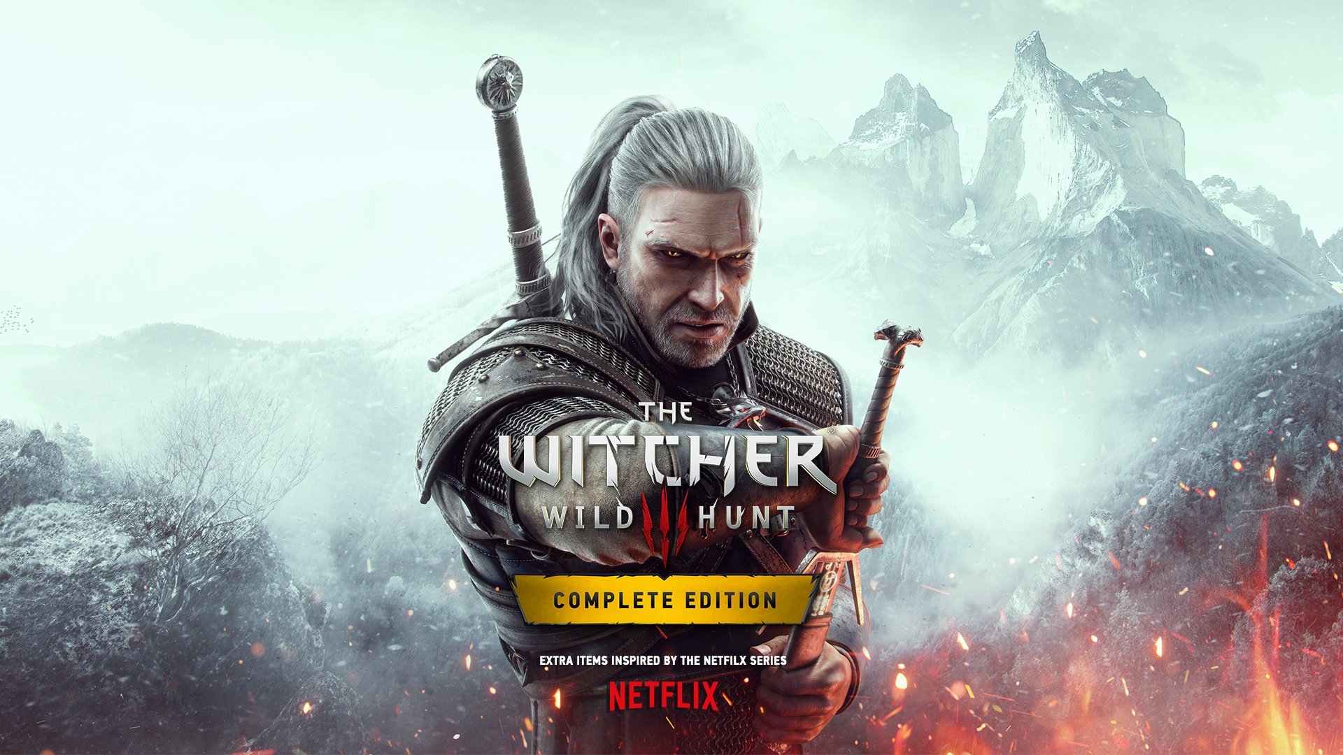 The Witcher 3: Wild Hunt Complete Edition for Xbox Series X|S and PS5 will Include Netflix-Show Inspired DLC