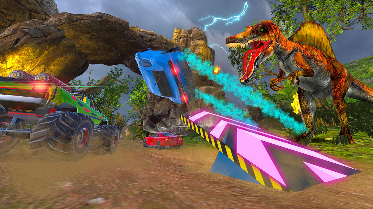 Cruis'n Blast Launches for Switch on September 14