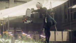 NieR: Automata Steam Update Patch Launches July 15