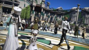 Final Fantasy XIVWestern Servers Briefly Hit Near-Capacity; Waiting List for Complete Edition