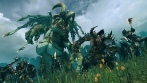 Total War: Warhammer II – The Silence And The Fury DLC Now Available