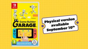 Physical Game Maker Garage Finally Launches in Europe September 10