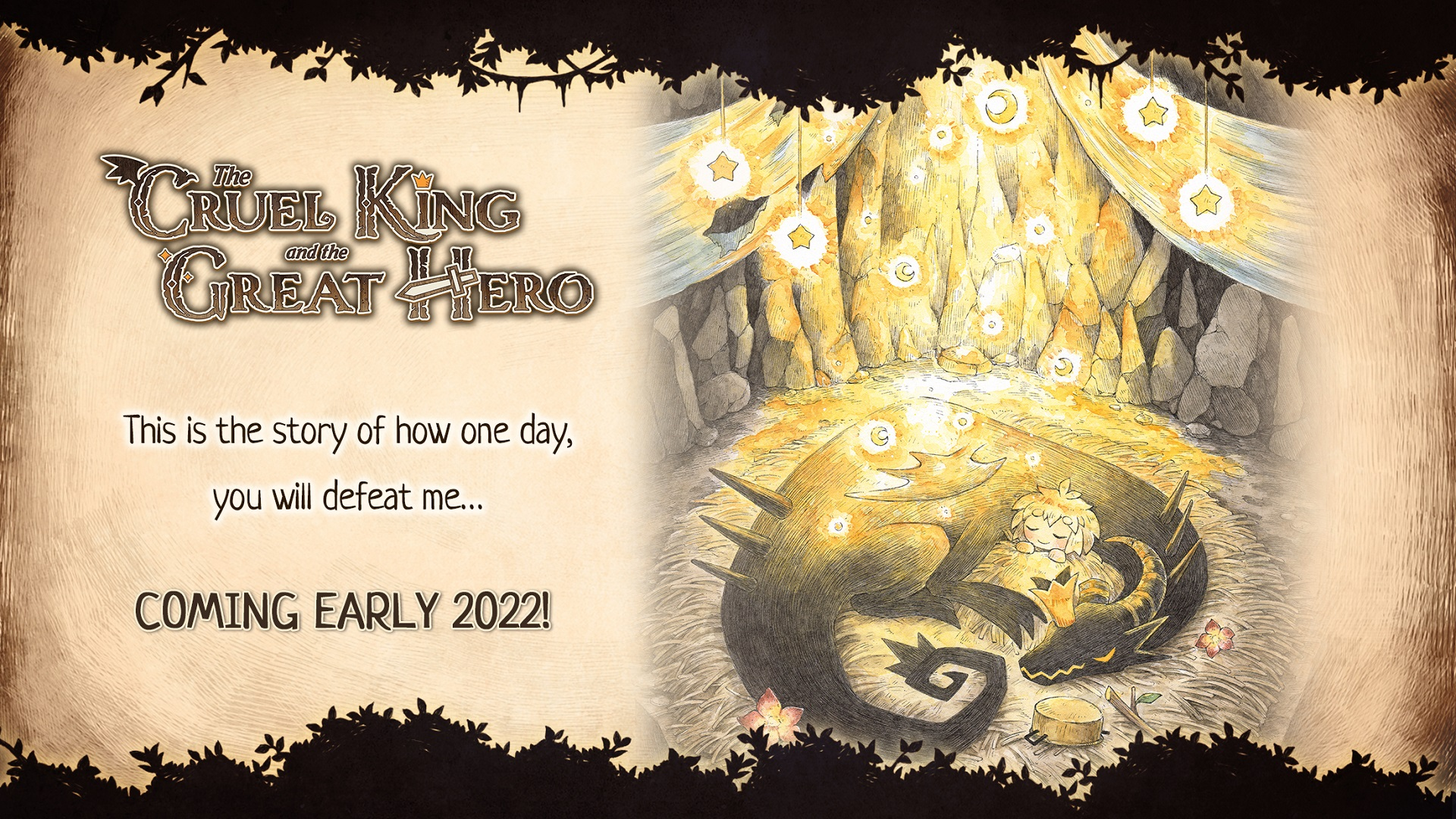 The Cruel King and the Great Hero is Coming West in Early 2022