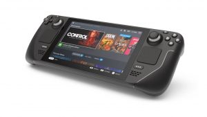Valve Announces Steam Deck Handheld Gaming PC, Launches in December 2021