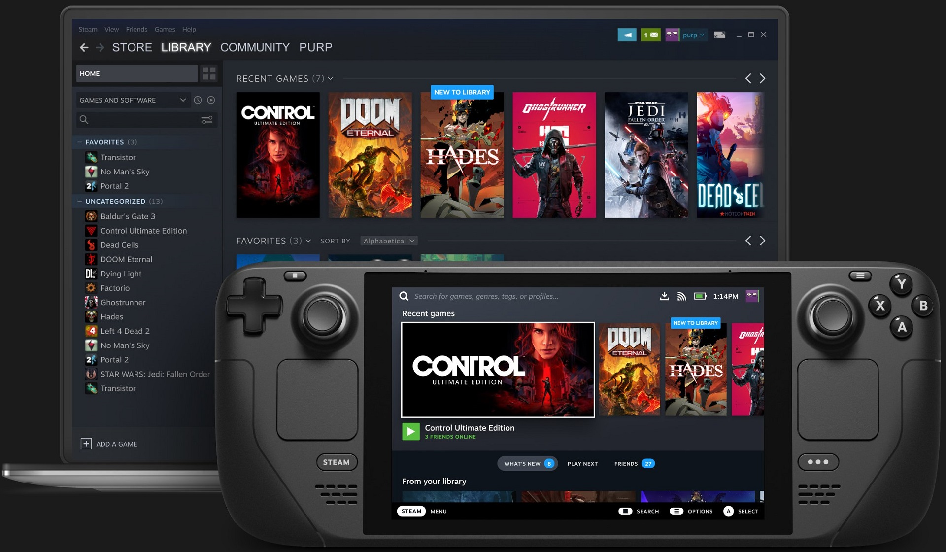 Steam Deck Could Be Used for Xbox Game Pass