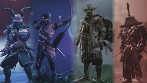 Ghost of Tsushima Celebrates One Year Anniversary with Return of Legends Mode PlayStation Icon Costumes