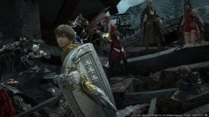 """Square Enix Redefines Congested Final Fantasy XIV Servers as """"Standard,"""" Implements 30 Minute Inactivity Log-Out"""