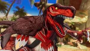 The King of Fighters XV King of Dinosaurs Reveal Trailer