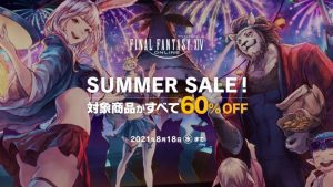 Final Fantasy XIV: Shadowbringers and Complete Edition 60% Until August 19