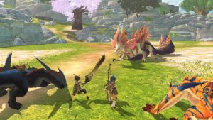 Capcom to Fix Color Changing Bug and More in Monster Hunter Stories 2: Wings of Ruin