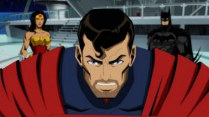 Injustice: Gods Among Us Animated Movie in Development, Cast Announced