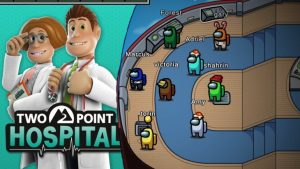 Among Us and Two Point Hospital Get Free Trials on Nintendo Switch in US and Europe Respectively