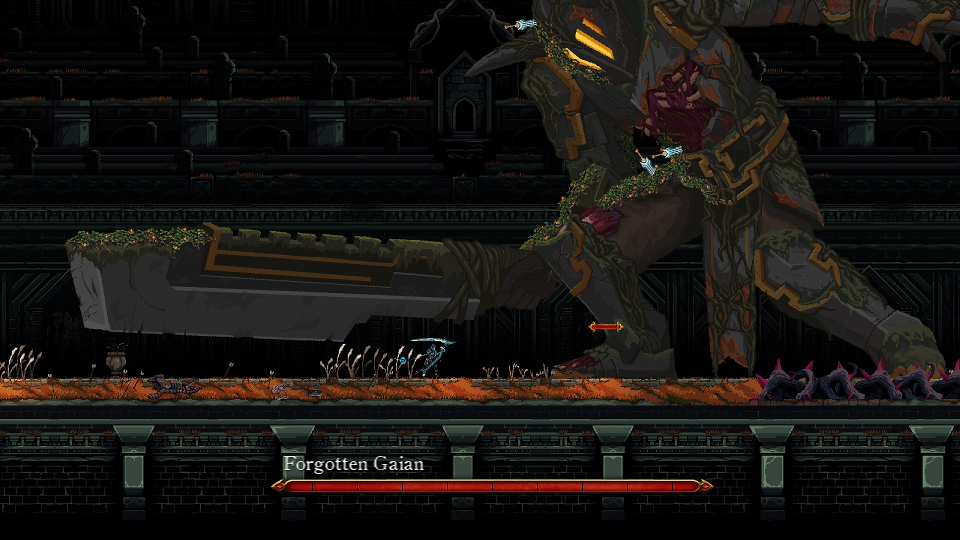 Death's Gambit: Afterlife Features Trailer