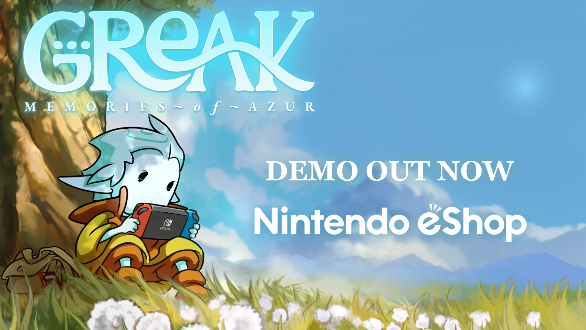Greak: Memories of Azur Playable Demo is Now Available