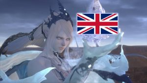 Final Fantasy XVI Dubbed in British English First, Japanese Later