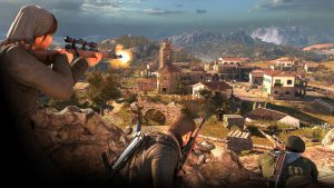 Sniper Elite 4 Enhanced is Now Available for Xbox Series X|S and PS5