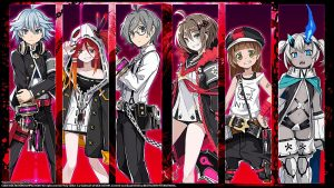 Mary Skelter Finale Launches September 30 in North America and October 1 in Europe