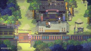 Chucklefish Release 25 Minutes of Eastward Gameplay